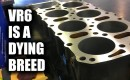 VW VR6 Engineering Explained