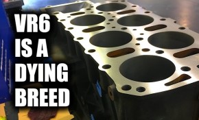 VW VR6 Engineering Explained