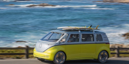Volkswagen to build ID Buzz electric Microbus, cargo vans too, on sale in 2022