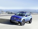 Volkswagen's Taigun crossover concept