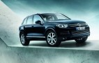 Volkswagen Touareg Edition X Marks A Decade Of Production