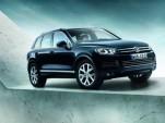 Volkswagen's Touareg Edition X
