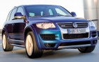 Volkswagen Touareg R50 debuts with V-10 diesel power