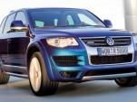 Volkswagen's V10 diesel Touareg R50