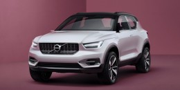 Future Volvo electric car to be built in China