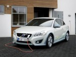 Volvo C30 EV Coming To Detroit (Minus Fanfare)