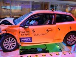Electric Car Crashes? Just As Safe As Any Other Volvo