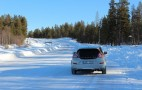 Volvo C30 Electric: Keeping Car And Occupants Warm In The Cold