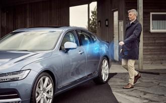 Volvo To Offer Apps Instead Of Keys On 2017 Models [Video]
