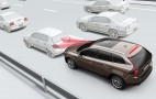 Volvo Crash-Avoidance System Cuts Accidents By About 25%