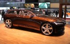 Volvo Concept Estate: 2014 Geneva Motor Show Video And Live Photos
