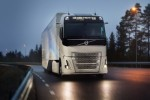 Volvo concept truck uses hybrid power to cut fuel use, emissions