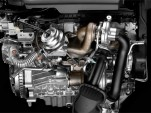 Volvo D5 twin-turbo diesel Euro 5 five cylinder engine