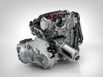 Volvo Drive-E four-cylinder engine