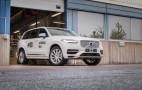 Volvo builds first prototypes for ambitious Drive Me autonomous car trial
