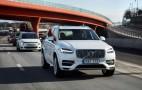Volvo plans autonomous car public trials in China
