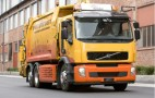 Volvo Revolutionizes the Lowly Garbage Truck With the Hybrid FE