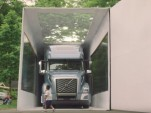 Volvo helps a 3-year-old set a new unboxing record