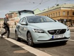 Volvo in-car delivery service