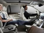 Volvo Lounge Console concept, 2015 Shanghai Auto Show