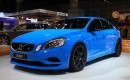 Volvo S60 Polestar Concept, 2012 L.A. Auto Show