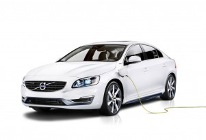 Volvo S60L Petrol Plug-in Hybrid Electric Vehicle concept, 2014 Beijing Auto Show