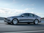2017 Volvo S90 Plug-In Hybrid Luxury Sedan To Join XC90 T8 'Twin Engine'