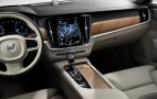 Get A Feel For The 2017 Volvo S90's Interior In New Video