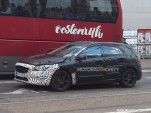 Volvo V30 spy shots