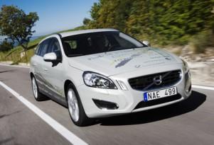 Volvo V60 Plug-In Hybrid Wagon Coming At Geneva Motor Show