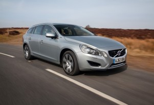 Volvo V60 Plug-In Diesel Hybrid: Quick Drive Of NY Auto Show Debut