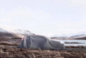Volvo V90 Cross Country teaser