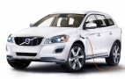 Volvo XC60 Plug-In Hybrid Concept Revealed Ahead Of 2012 Detroit Auto Show