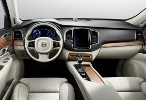 2015 Volvo XC90 Gets Slow-Drip Release This Year