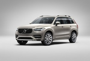2016 Volvo XC90 Recalled To Fix Airbag Flaw