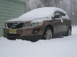 2010 Volvo XC60, Catskill Mountains, NY