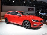 2015 Volvo V60 Live Photos