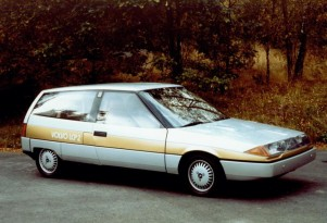 1983 Volvo Concept Car Previewed Today's Green Tech
