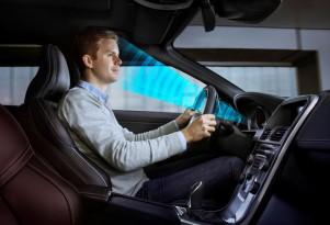 Volvo's driver-sensing technology