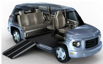 2011 VPG MV-1 Has Wheelchair Users In Mind
