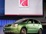 Saturn Dropping Green Line