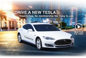 Startup Vukee Hopes To Crowd-Fund Tesla Car Sharing Service