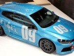 VW Scirocco Cup race car