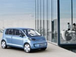 Volkswagen Will Debut Electric Citycar By 2013