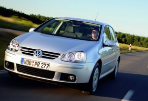 VW to introduce Golf BlueMotion at Frankfurt