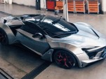 W Motors Fenyr Supersport en route to Monterey, California