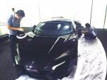W Motors Lykan Hypersport at Al-Ain Class Motors, Dubai