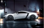 Arabia's First Supercar, The W Motors Lykan Hypersport, Makes Debut