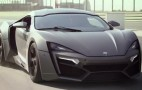 W Motors' $3.4 Million Lykan Hypersport Takes To The Track: Video
