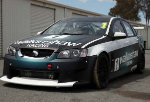 HSV ClubSport R8 race car developed with Walkinshaw Racing - Image courtesy of Drive